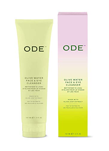 - ODE natural beauty - Olive Water Face & Eye Cleanser