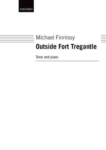Outside Fort Tregantle: Vocal score