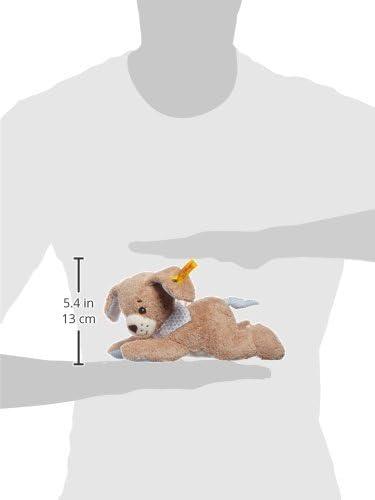 STEIFF Gute Nacht Hund Spieluhr blau 22 cm  NEU  239700