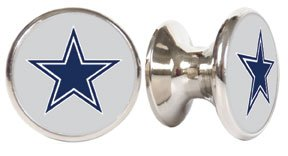 f728e4873 Amazon.com   Dallas Cowboys NFL Stainless Steel Cabinet Knob ...