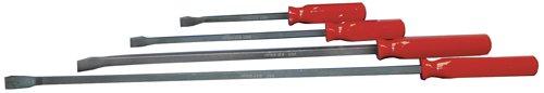 ATD Tools 6394 4-Piece Curved Pry Bar Set