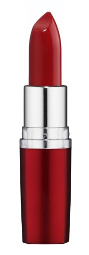Maybelline New York Make-Up Lippenstift Moisture Extreme Lipstick Passion Red / Sattes Rot mit melonigem Duft, 1 x 5 g
