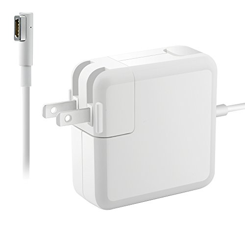 MacBook & MacBook Air & MacBook Pro Charger, Work and Compatible with 45W, 60W and 85W, Great Replacement for All Apple Mac Notebook 11'' 13'' 15'' 17'' (Mid 2012) & Before (85W MagSafe 1 L-tip) by Zasun