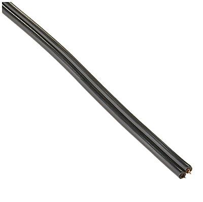 Southwire 55213142 50' 16-2 Black Stranded Landscape Lighting Wire