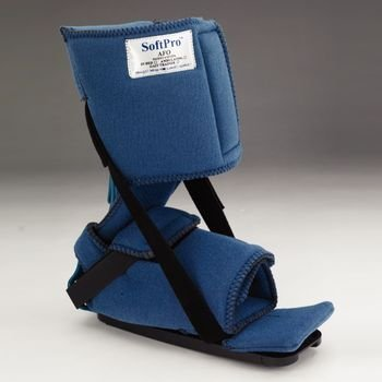 Sammons Preston SoftPro Gait Trainer AFO Boot (56303603 Fleece Gait Trainer Large) by OCSI/NeuroFlex, Inc