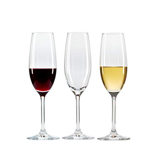 Ash & Roh All-Purpose Wine Party Glasses, Set of 3 Price & Reviews