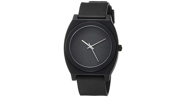 Teller One Size Nixon Time BlackNixon Watch Matte Pu F3lJcK1T