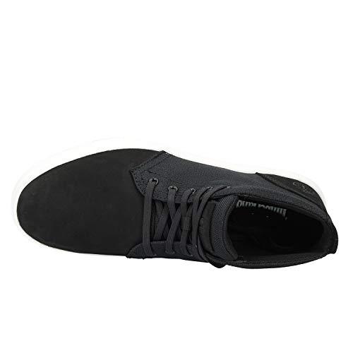 Ca1oi5 Black Square Davis Chu Shoes 5 Timberland 44 5yqpzaggZ