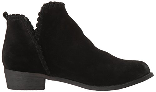 Dirty Laundry Women's Crossroads Ankle Bootie Black Suede j0a79Re