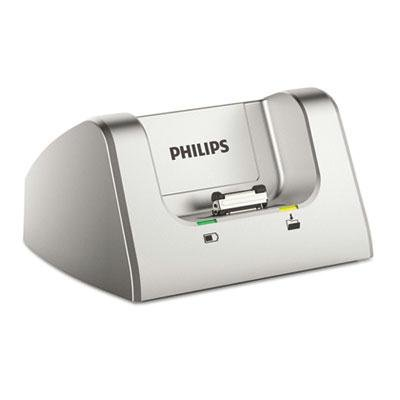 "Philips - Pocket Memo Usb Docking Station ""Product Category: Office Machines/Dictation Devices"""