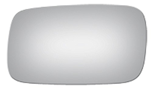 1995 - 2002 Saab 9-3/93 900/9000 95 Driver/Left Side Replacement Mirror Glass W/O Backing Plate (Mirror Saab Glass 900)