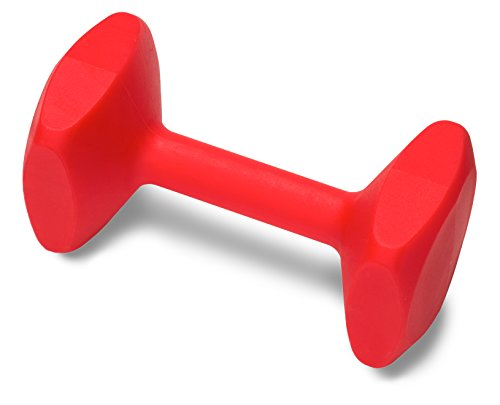 The Company of Animals - CLIX Dumbbell - Dog Retrieval Training Toy- Floats in Water - Durable for Everyday Play - Medium
