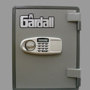 Gardall ES1612E One Hour Microwave Fire Safe with Electronic