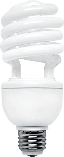 GE Lighting 89624 CFL Dimmable 26-Watt Soft White Spiral Compact Fluorescent