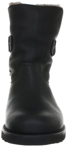 Panama Jack Felio Igloo C3 - Botas Antideslizantes de cuero hombre negro - Schwarz (Negro / Black)