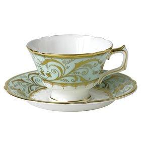Royal Crown Derby Darley Abbey Tea Saucer