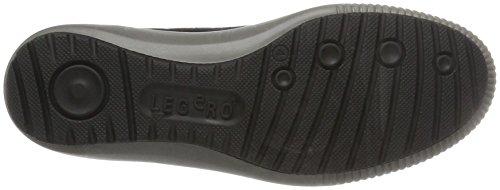 Zapatillas De Deporte Legero Mujer Tanaro 100810 Schwarz