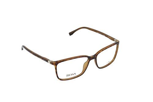 04539f9b52 Hugo Boss Men s Optical Frame Acetate Non-Polarized Glasses 56 - Buy Online  in Oman.