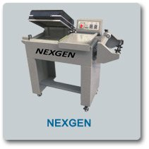 One Step Shrink Wrap - Nexgen 2000 One Step Shrink wrap machine Dynaclear Packaging [Office Product]