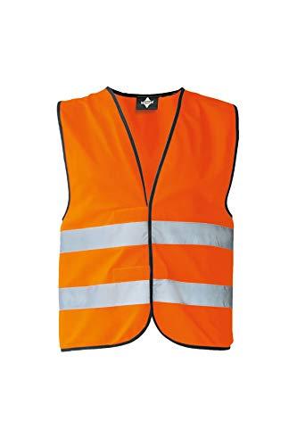 1 Warnweste gelb  L Korntex Panne Unfallweste Sicherheitsweste Arbeitsschutz