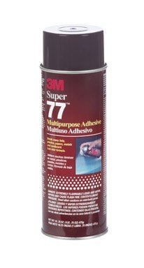 3M Super 77 Multipurpose Adhesive Aerosol, 24 fl oz