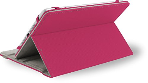 POLAROID 9 - 10.1 Inches Universal Folio Case with Bonus Stylus, Compatible with Tablets (PAC9100PK)