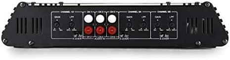 Auna W2 Ac600 6 Kanal Auto Endstufe Amplifier Car Elektronik