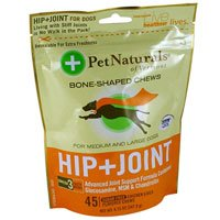Pnv Nat Hip Jnt Lg Dog 45ct (Pack of 3)