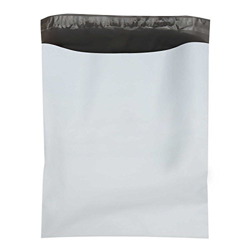 Progo Progo 100 Ct 19x24 Extra Large Self-Seal Poly Mailers. Tear-Proof, Water-Resistant and Postage-Saving Lightweight Plastic Shipping Envelopes/Bags 19 X 24 Inch.