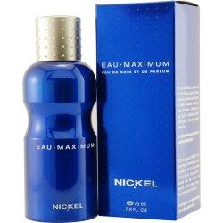 NICKEL EAU MAXIMUM by Nickel ACTIVE TREATMENT FRAGRANCE SPRAY 2.6 OZ for MEN