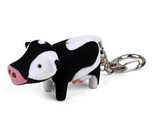 Cow Keychain Led Light - 1