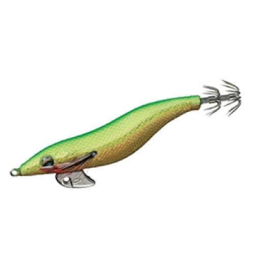 ダイワ(Daiwa) エギ イカ釣り用 エメラルダス フォール 3.5号 金-蛍光グリーン 849234の商品画像