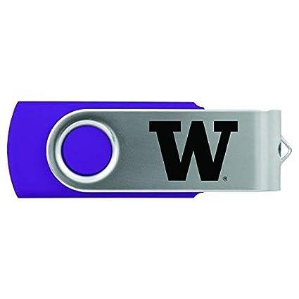 Inc University of Washington-8GB 2.0 USB Flash Drive-Purple LXG