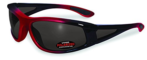 Specialized Safety Products PUYALLUP RED GRY Unisex Polar...