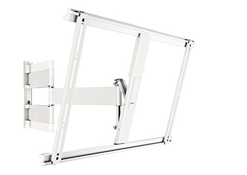 Vogel's TV Wall Mount 180°, Swivel and Tilt Full Motion - THIN series, THIN 545W 40 to 65 inch Full Motion, White
