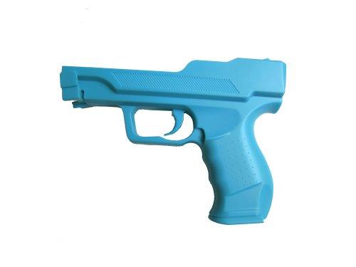 O' Plaza ®Light Gun Controller for Nintendo Wii - Light Blue