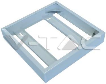 Caja Montaje Superficie Paneles LED 600 x 600 mm: Amazon.es ...