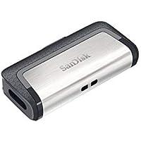 SanDisk 128GB Ultra Dual Drive USB 3.1 Type-C Bellek - SDDDC2-128G-G46