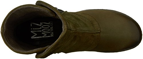 Accent Evelyn Buckle Miz Mooz Women's Boot Olive with xqTqfSYwn