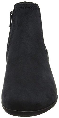 Gabor Dames Hoy Casual Chelsea Boots Blauw (16 Ocean)