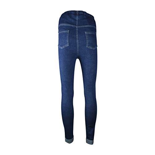 Bump Jeans Caldo Incinte Over Denim Addensare A Alta The Abiti Libero Blu Pantaloni Vita Di Xinvision Tempo Maternità Donne Premaman RBqZxgwZ