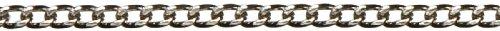 Cousin 34718005 Jewelry Basics 46-Inch/116.8cm Small Flat Chain, ()