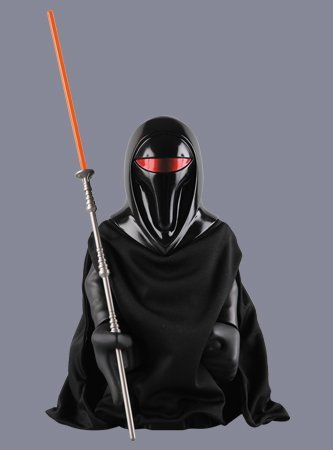 VCD STAR WARS SHADOW GUARD shadow guard (TM) by Medicom Toy
