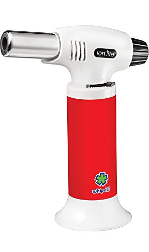 whip-it! lightweight ion lite torch - red
