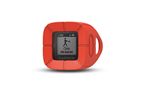 Garmin Impact Bat Swing Sensor, On-Device Display for Instant Metrics and Analysis