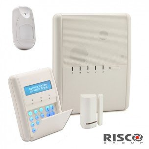 Kit Alarma agility3 RTC/IP - Risco secureball: Amazon.es ...