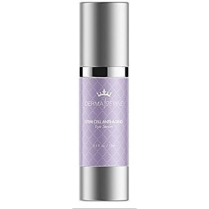 Derma Devine Advanced Anti-Aging Eye Serum- Restore Brightness and Lift- Diminish Wrinkles - Reduce Crow's Feet and Dark Cirlces