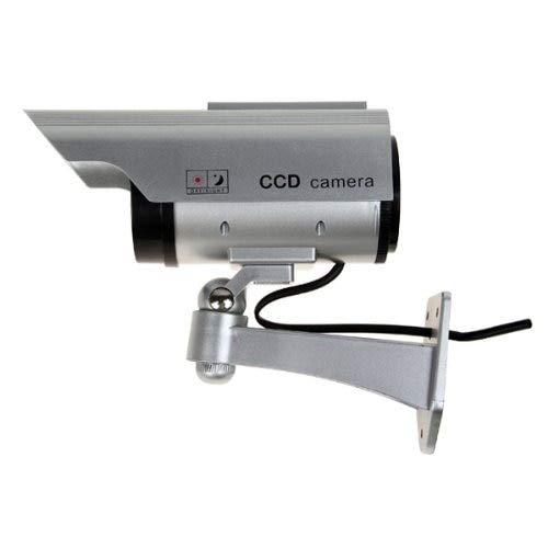 Value-5-Star - COTS-4 X CCTV TELECAMERA FINTA DUMMY OUTDOOR DA SORVEGLIANZA PROFESSIONALE VIDEO CAMERA WIRELESS,LED NEGOZIO OUTDOOR/INDOOR by Value-5-Star (Image #3)