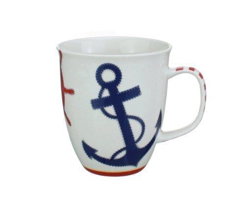 Anchor Ceramic Mug - 8