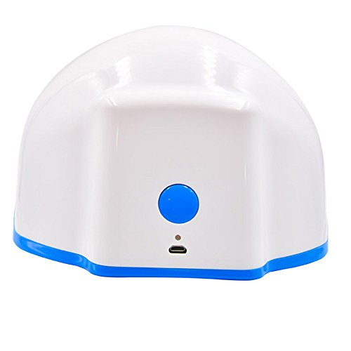 Funwill Therapy Light Thinning Thicker Hair Growth Machine Helmet Device Treatment Prevents Further Loss Promote Regrowth Cap Massage Equipment Men and Women Grows Regrowth Short-time Treatment System by Funwill